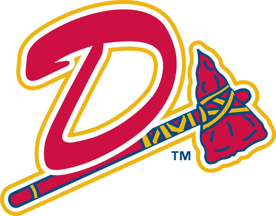 Danville Braves Logo Primary Logo (2010-2020) -  SportsLogos.Net