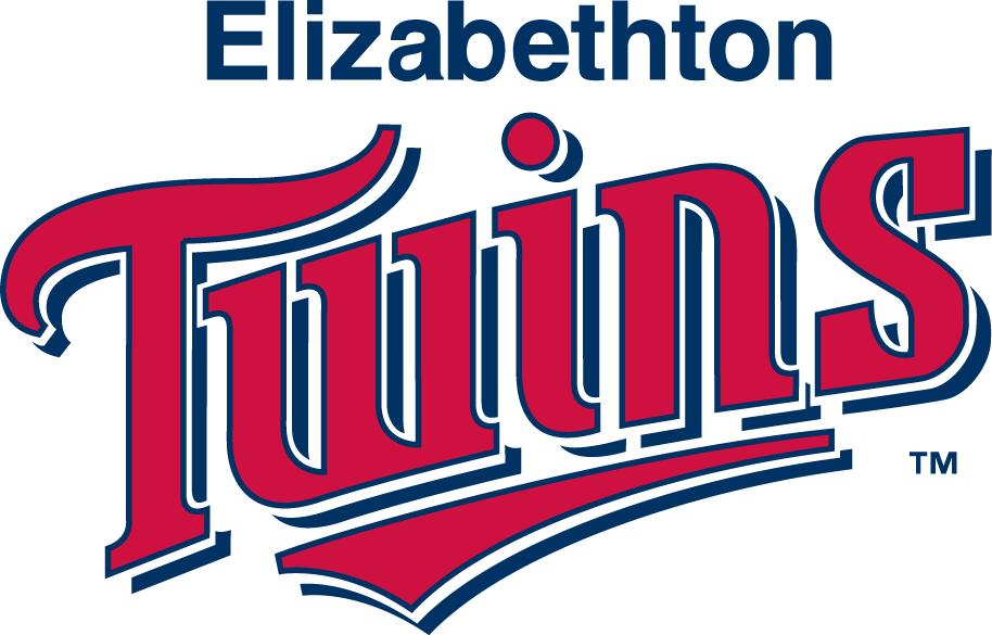 Elizabethton Twins Logo Wordmark Logo (1987-2020) -  SportsLogos.Net