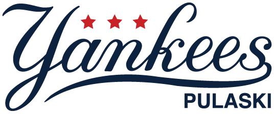 Pulaski Yankees Logo Primary Logo (2015-2020) -  SportsLogos.Net