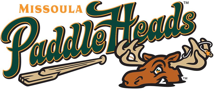 Missoula PaddleHeads Logo Primary Logo (2021-Pres) - A