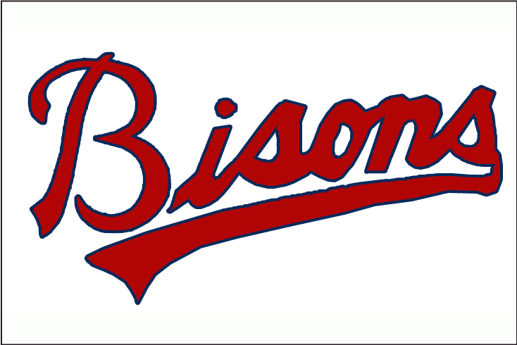 Bison logo - photo#28