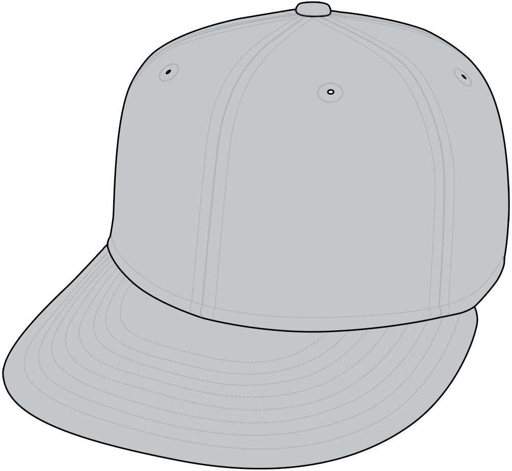 Chicago White Stockings Cap Cap (1901) - Road Cap SportsLogos.Net
