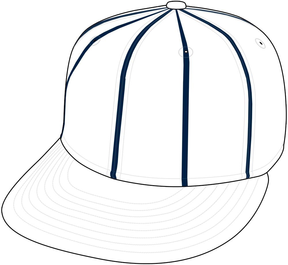 Chicago White Stockings Cap Cap (1903) - Home Cap SportsLogos.Net