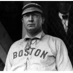 Boston Americans (1903) Cy Young in the Boston Americans home uniform during the 1903 season