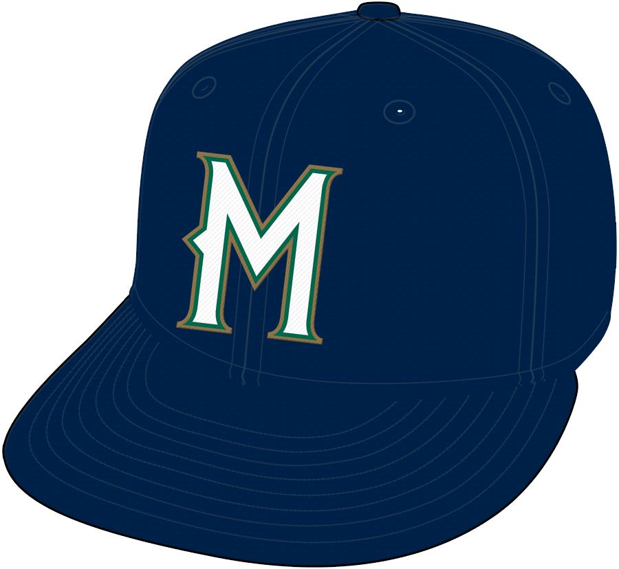 Milwaukee Brewers Cap Cap (1997) - Home Cap SportsLogos.Net