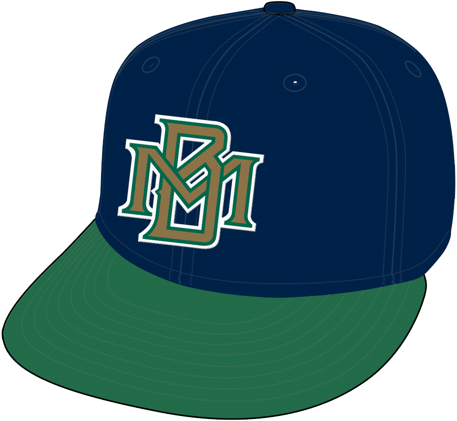 Milwaukee Brewers Cap Cap (1994-1996) - Road Cap SportsLogos.Net