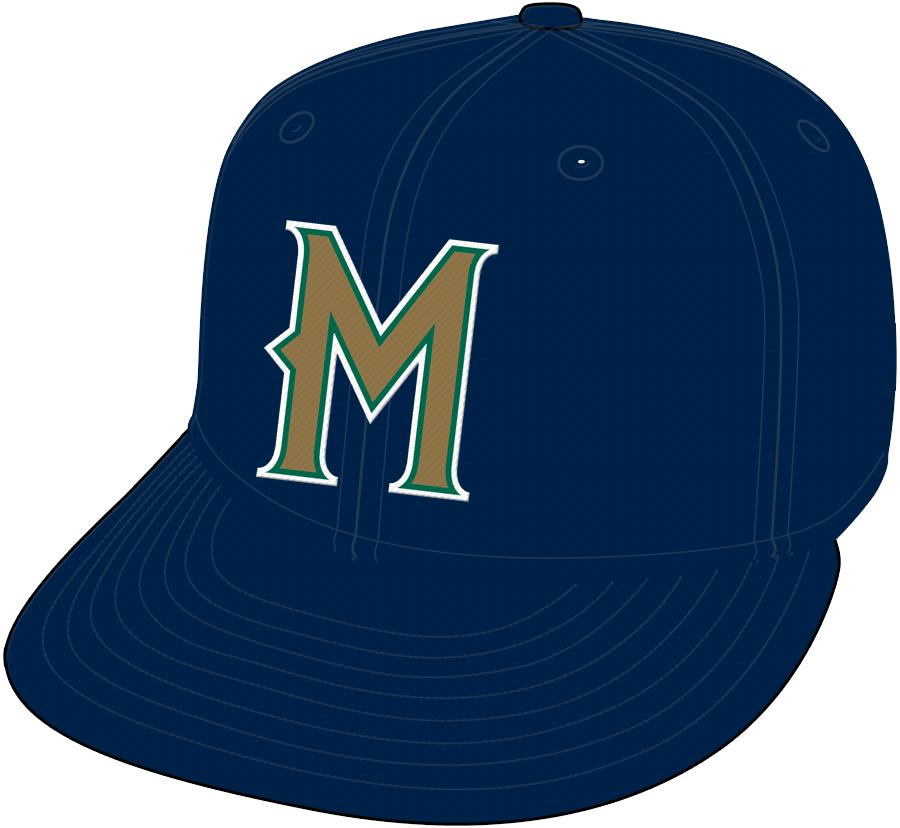 Milwaukee Brewers Cap Cap (1997) - Road Cap SportsLogos.Net