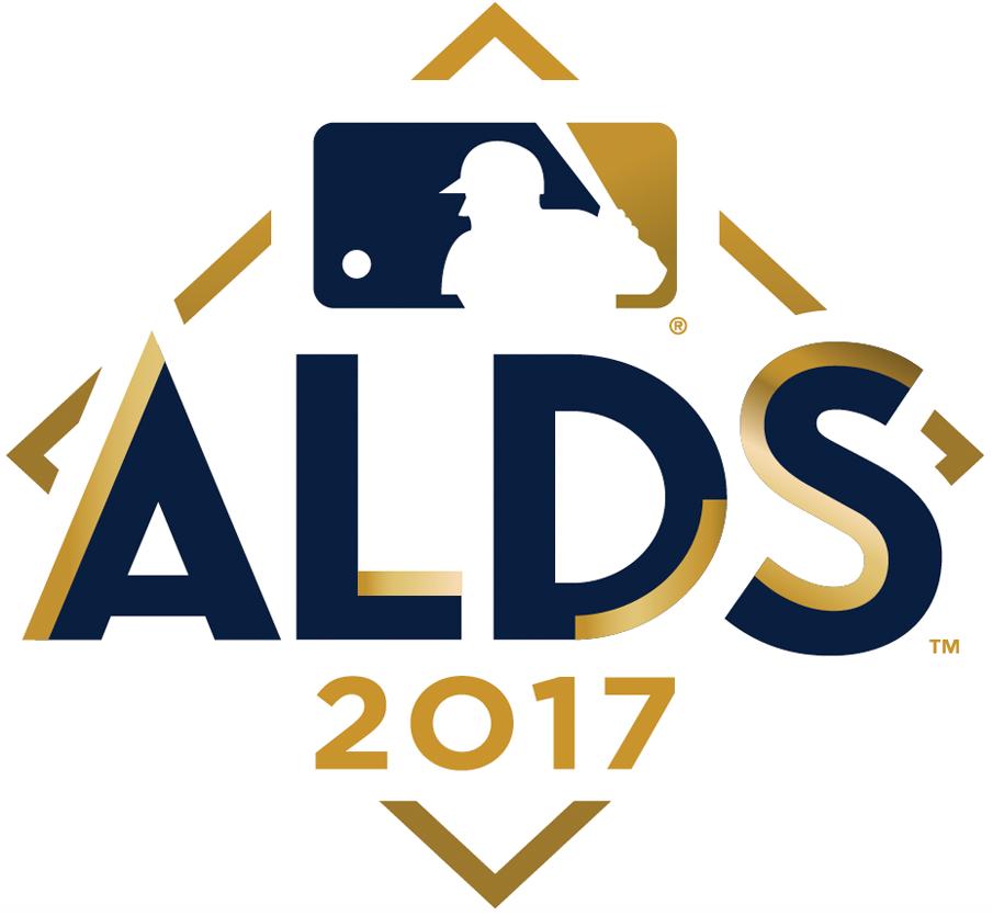 ALDS Logo Primary Logo (2017) - 2017 American League Division Series Logo SportsLogos.Net