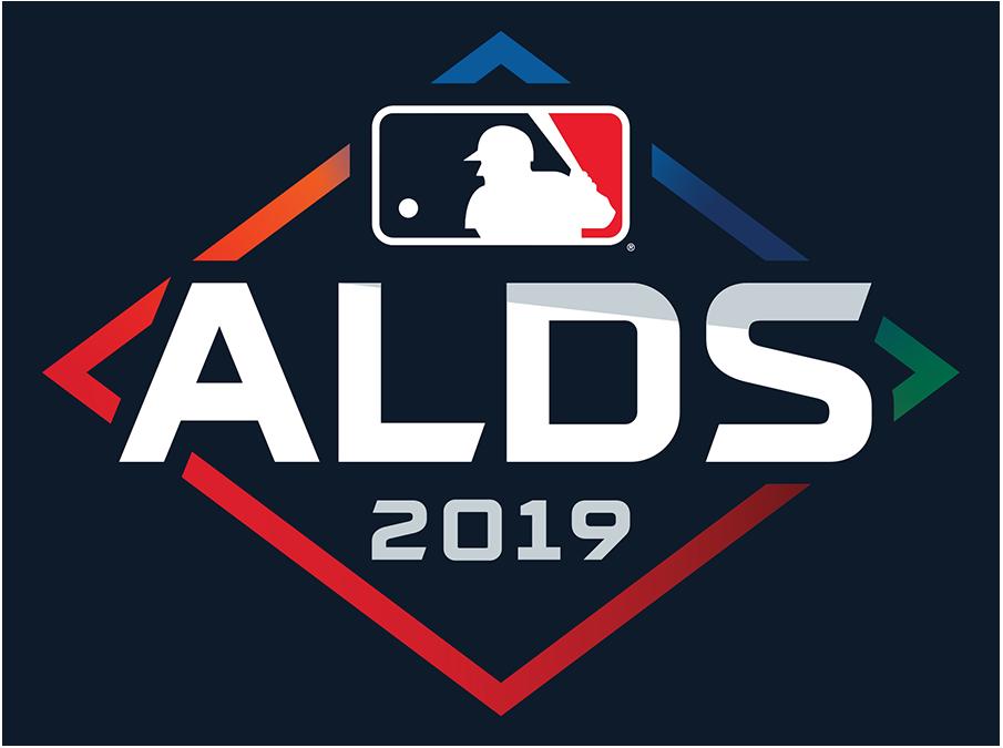 ALDS Logo Primary Logo (2019) - 2019 American League Division Series Logo SportsLogos.Net