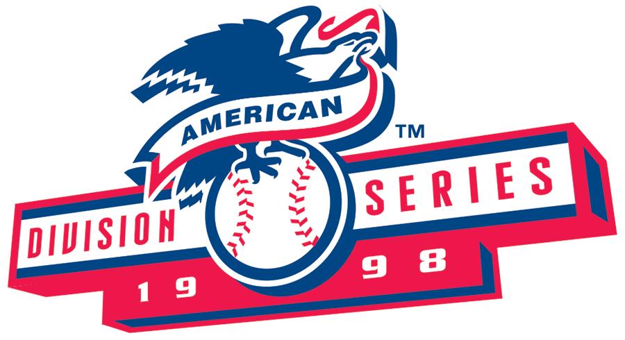 ALDS Logo Primary Logo (1998) - 1998 ALDS Logo SportsLogos.Net