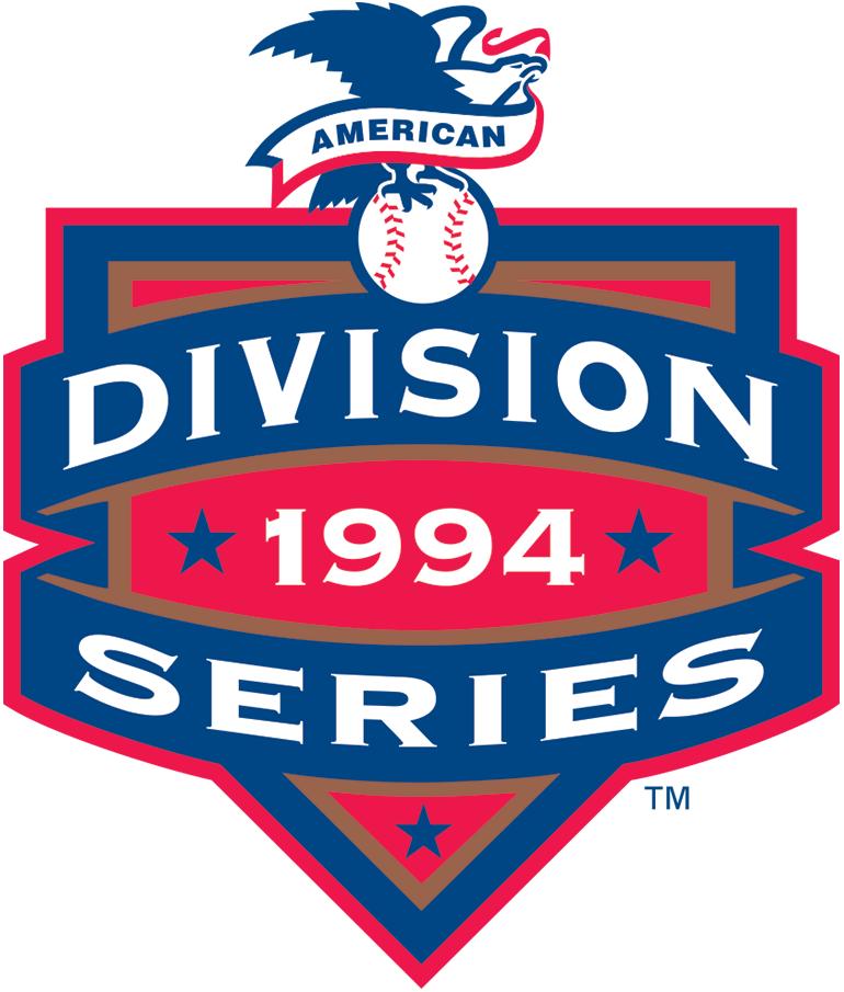 ALDS Logo Primary Logo (1994) - 1994 ALDS Logo - Never played due to player strike SportsLogos.Net