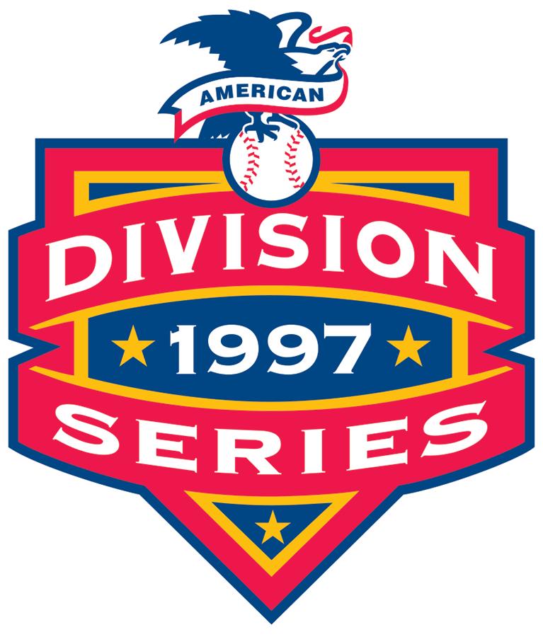 ALDS Logo Primary Logo (1997) - 1997 ALDS Logo SportsLogos.Net