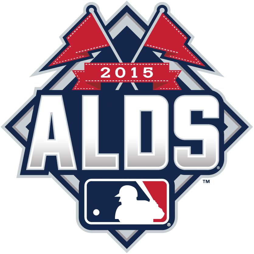 ALDS Logo Primary Logo (2015) - 2015 American League Division Series logo 2015 ALDS Logo - Houston Astros vs Kansas City Royals and Toronto Blue Jays vs Texas Rangers SportsLogos.Net