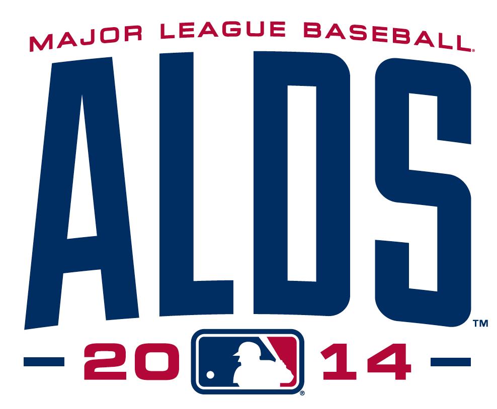ALDS Logo Primary Logo (2014) - 2014 American League Divisional Series (ALDS) Primary Logo SportsLogos.Net