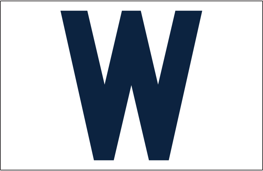 Washington Senators Logo Jersey Logo (1902) - Home jersey logo SportsLogos.Net