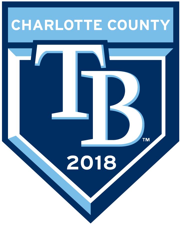 Tampa Bay Rays Logo Event Logo (2018) - Tampa Bay Rays 2018 Spring Training Logo SportsLogos.Net