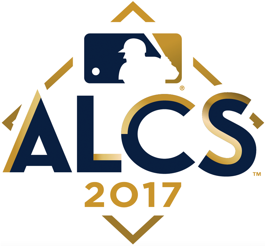 ALCS Logo Primary Logo (2017) - 2017 American League Championship Series Logo SportsLogos.Net