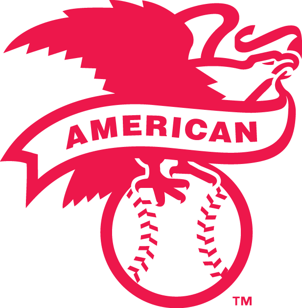 American League Logo Alternate Logo (1998-2018) -  SportsLogos.Net