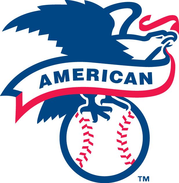 American League Alternate Logo American League AL