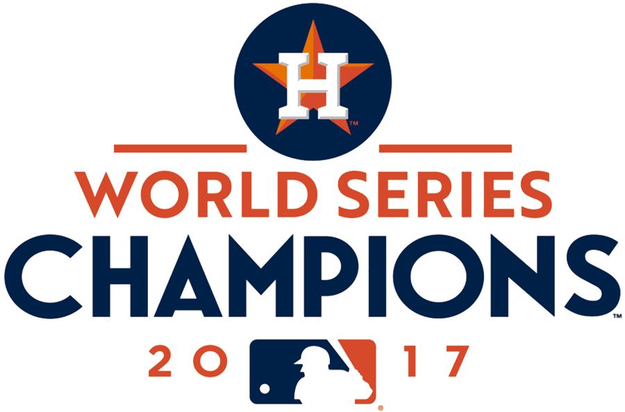 Houston Astros Logo Champion Logo (2017) - Houston Astros 2017 World Series Champions Logo SportsLogos.Net