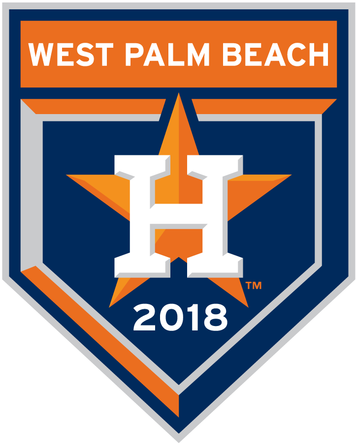 Houston Astros Logo Event Logo (2018) - Houston Astros 2018 Spring Training Logo SportsLogos.Net