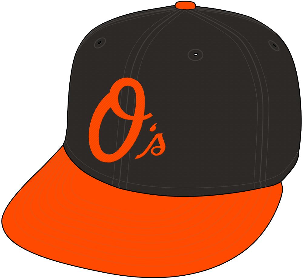 Baltimore Orioles Cap Cap (2005-Pres) - Alternate SportsLogos.Net