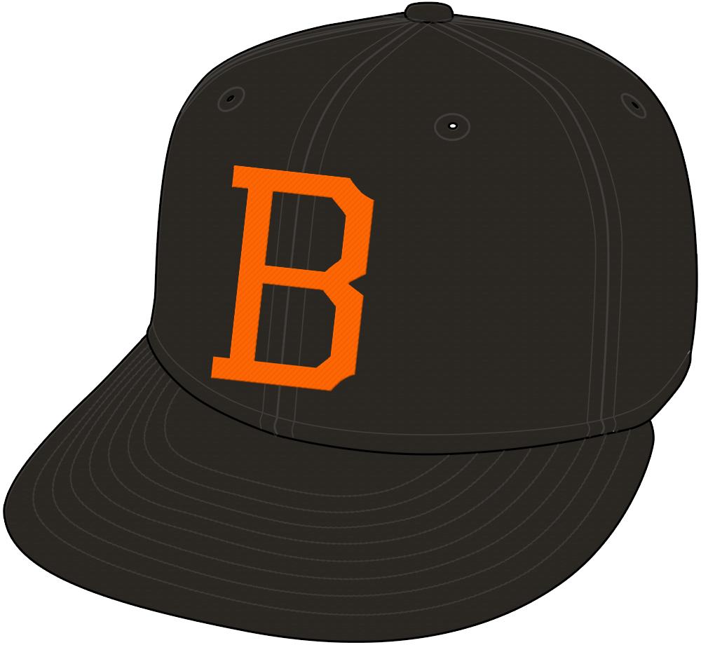 Baltimore Orioles Cap Cap (1963) -  SportsLogos.Net