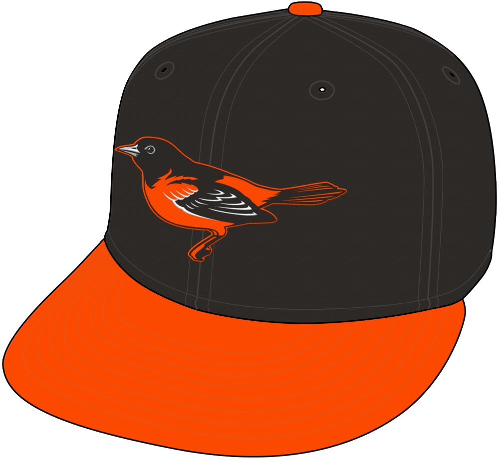 Baltimore Orioles Cap Cap (2009-2011) -  SportsLogos.Net