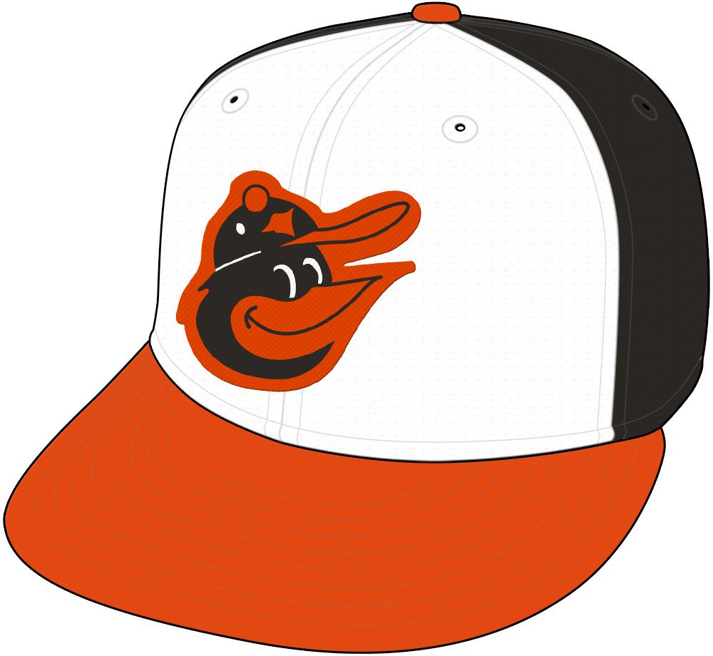 Baltimore Orioles Cap Cap (1975-1977) -  SportsLogos.Net
