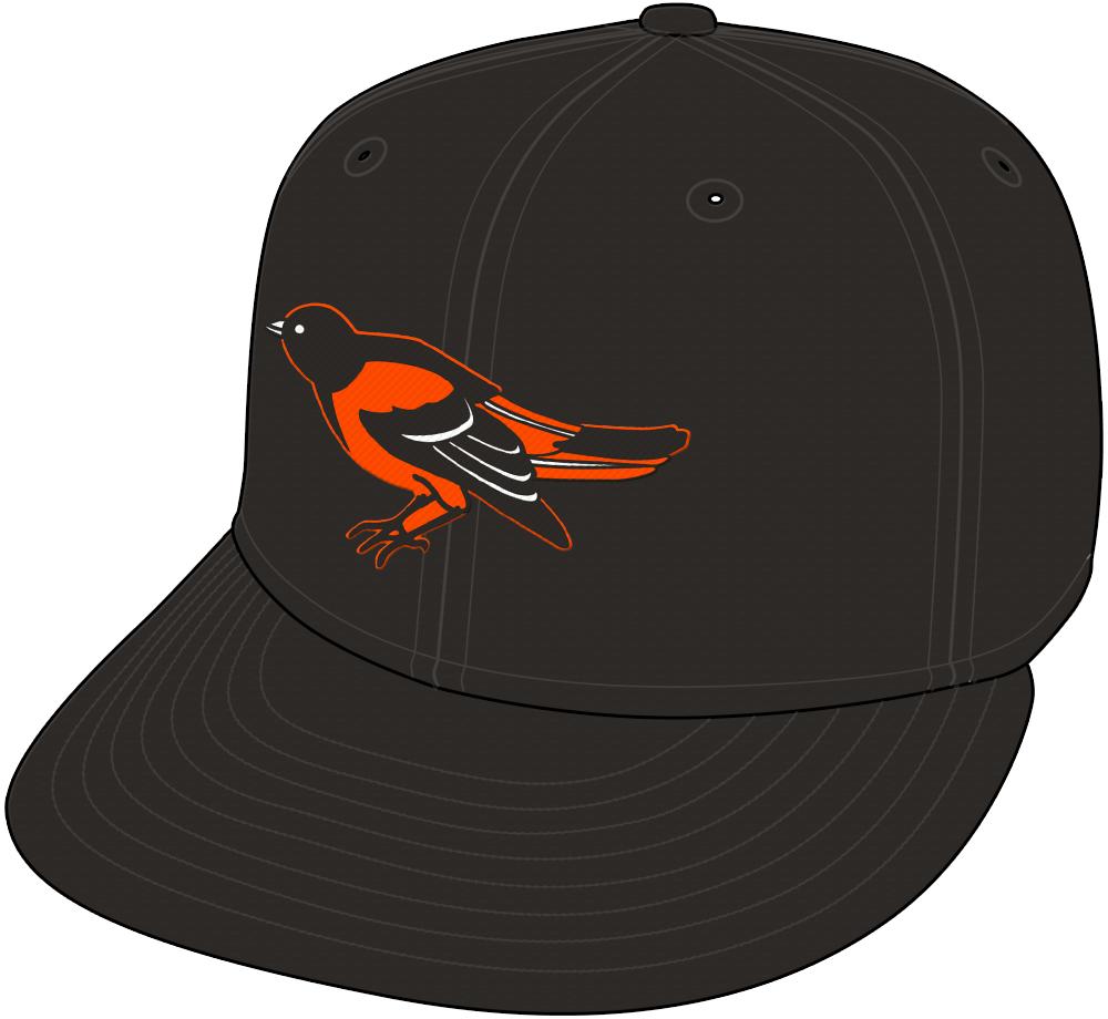 Baltimore Orioles Cap Cap (1989-1997) -  SportsLogos.Net