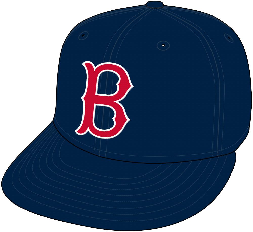 Boston Red Sox Cap Cap (1954-1965) -  SportsLogos.Net