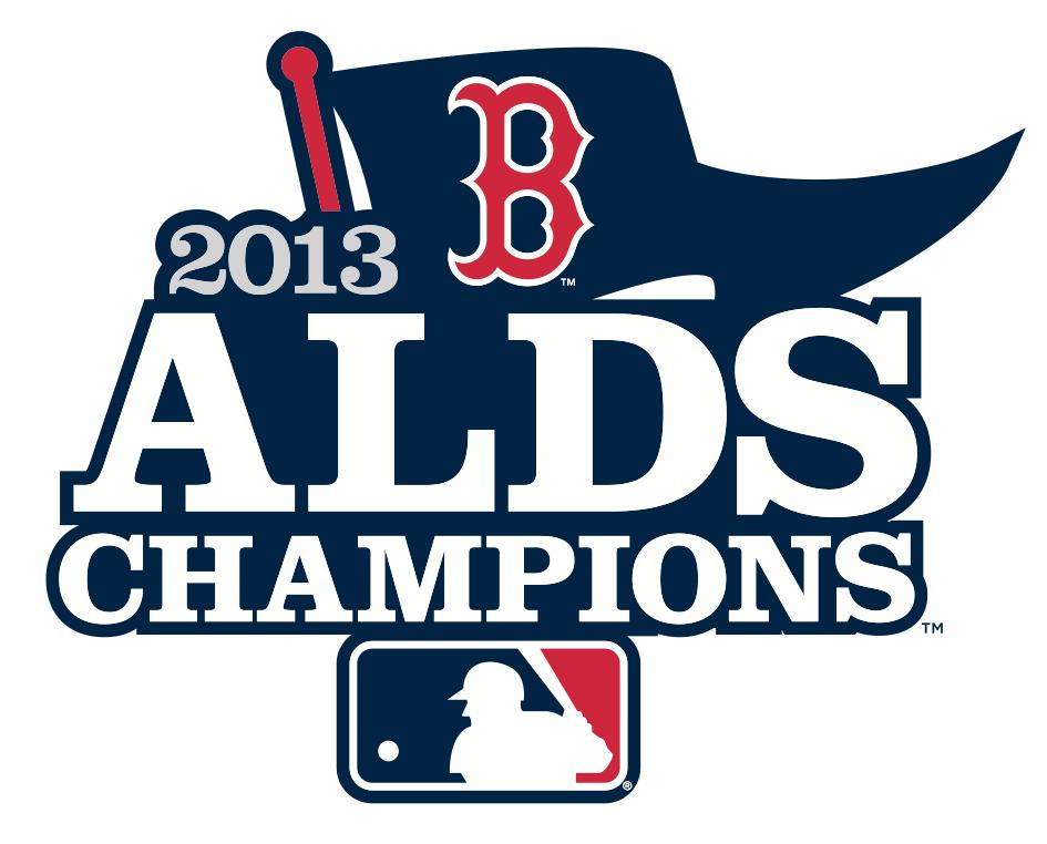 Boston Red Sox Logo Champion Logo (2013) - Boston Red Sox 2013 ALDS Champions logo SportsLogos.Net