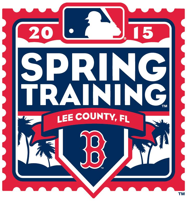 Boston Red Sox Logo Event Logo (2015) - 2015 Boston Red Sox Spring Training Logo SportsLogos.Net