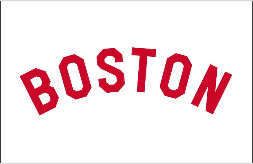 boston red sox jersey logo american league al chris creamer s rh sportslogos net boston red sox b logo font boston red sox logo font