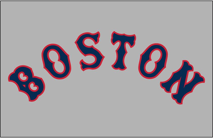 Boston Red Sox Logo Jersey Logo (1936-1937) -  SportsLogos.Net