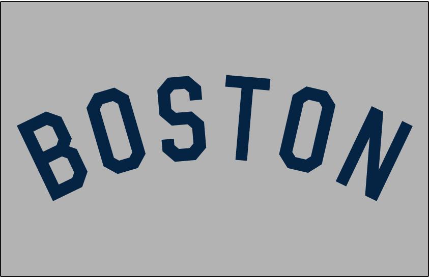 Boston Red Sox Logo Jersey Logo (1938-1968) -  SportsLogos.Net