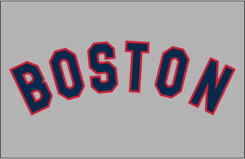 Boston Red Sox Logo Jersey Logo (1969-1972) -  SportsLogos.Net