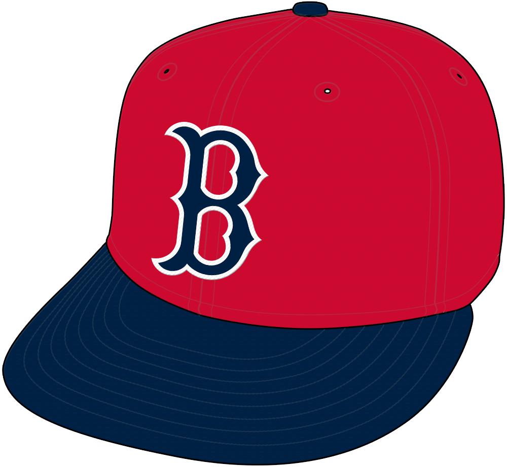 Boston Red Sox Cap Cap (1975-1978) -  SportsLogos.Net