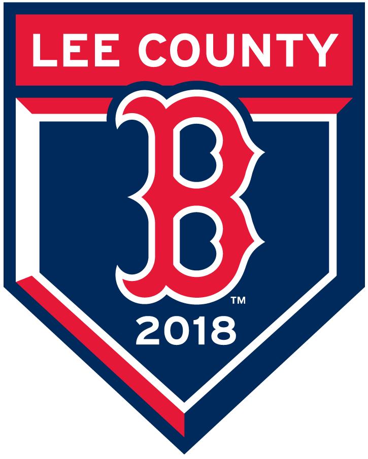 Boston Red Sox Logo Event Logo (2018) - Boston Red Sox 2018 Spring Training Logo SportsLogos.Net