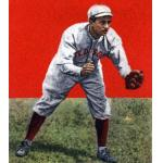 Boston Red Sox (1914) Harry Hooper wearing the Boston Red Sox road uniform during the 1914 season