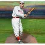 Boston Red Sox (1910) Harry Niles wearing the Boston Red Sox road uniform during the 1910 season
