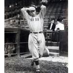 Boston Red Sox (1912) Smokey Joe Wood wearing the uniform of the Boston Red Sox in 1912