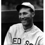 Boston Red Sox (1926) Red Buffing wearing the Boston Red Sox road uniform during the 1926 season