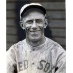 Boston Red Sox (1922) John Shano Collins wearing the Boston Red Sox road uniform during the 1922 season