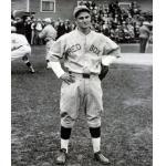 Boston Red Sox (1929) Joe Cicero wearing the Boston Red Sox road uniform during the 1929 season