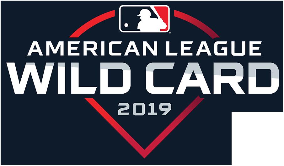 AL Wildcard Game Logo Primary Logo (2019) - 2019 American League Wild Card Game Logo SportsLogos.Net