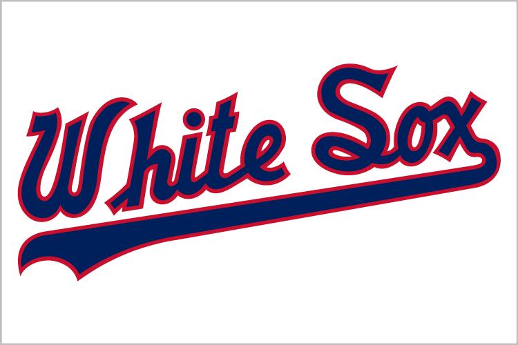 Chicago White Sox Logo Jersey Logo (1987-1990) -  SportsLogos.Net