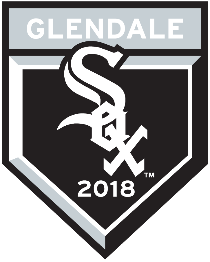 Chicago White Sox Logo Event Logo (2018) - Chicago White Sox 2018 Spring Training Logo SportsLogos.Net