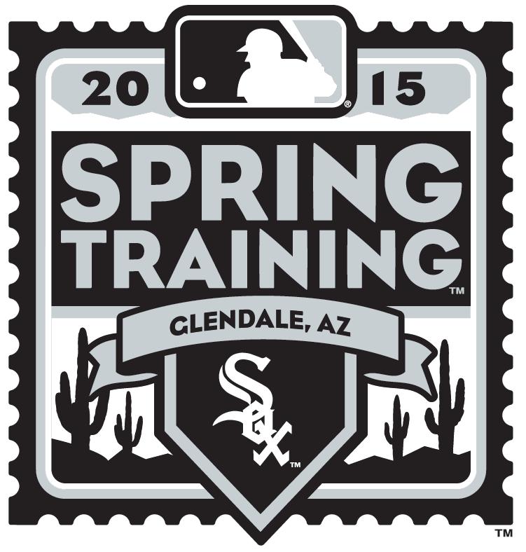 Chicago White Sox Logo Event Logo (2015) - 2015 Chicago White Sox Spring Training Logo SportsLogos.Net