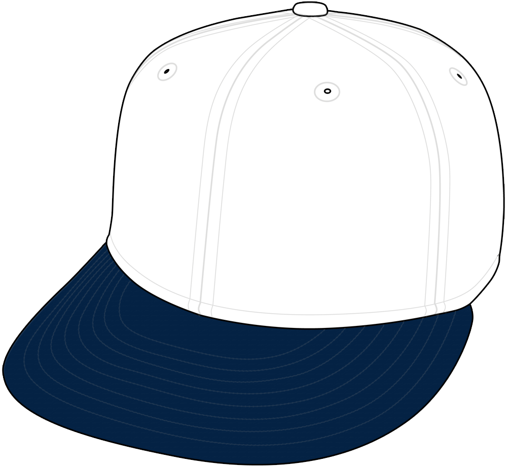 Chicago White Sox Cap Cap (1918-1919) - Home Cap SportsLogos.Net